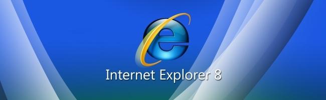 8 Accélérer le chargement des pages web dans Internet Explorer 8.0