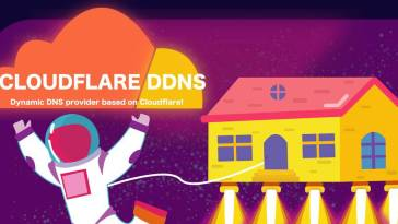 Comment mettre à jour une zone DNS Cloudflare quand on a une IP Dynamique ? – Korben
