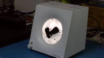 Une enceinte Bluetooth qui vous hypnotisera avec son ferrofluide – Korben