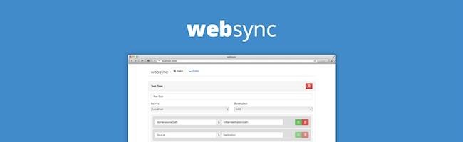 Websync – Un gestionnaire pour gérer vos tâches Rsync