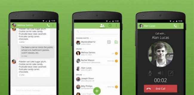 bleep screens 3 650x318 La messagerie décentralisée de BitTorrent enfin disponible sous Android et OSX