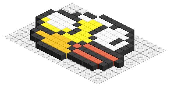 flappy Obelisk   De la 3D isométrique avec javascript