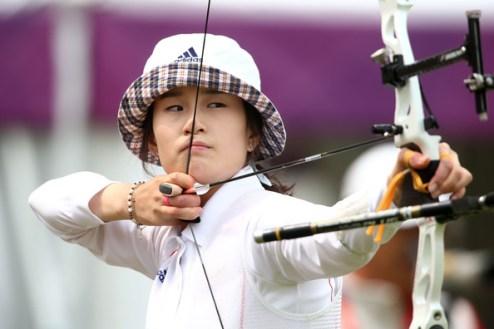 Bo+Bae+Ki+Olympics+Opening+Day+Archery+dst3I9Et6bal