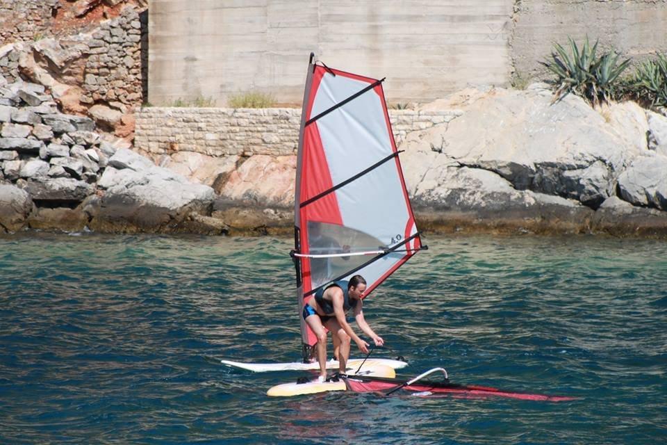 extreme windsurfing lessons grscica 2013 04 - Windsurfing School - Summer 2013