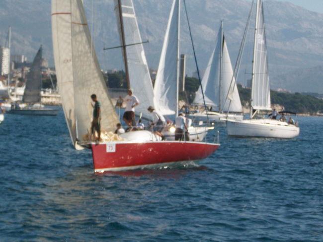 izlet jedrenje na mrdulji 05 - Mrdulja 2012 Sailing Event
