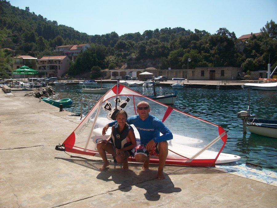 polaznici skole jedrenja extreme grscica 2013 13 - Windsurfing School - Summer 2013