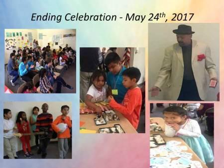 Ending Celebration on May 24, 2017, SMCC Enrichment 2017