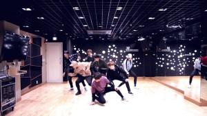 got7 bts practice dance koreaboo kpop fly bromance jyp entertainment fans cross groups