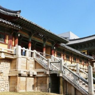 the-bulguksa-temple