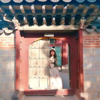 traveling alone in korea