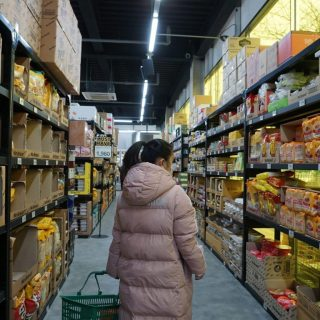 Grocery Shopping in Korea