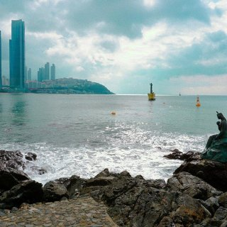 Exploring Dongbaek Island in 2021