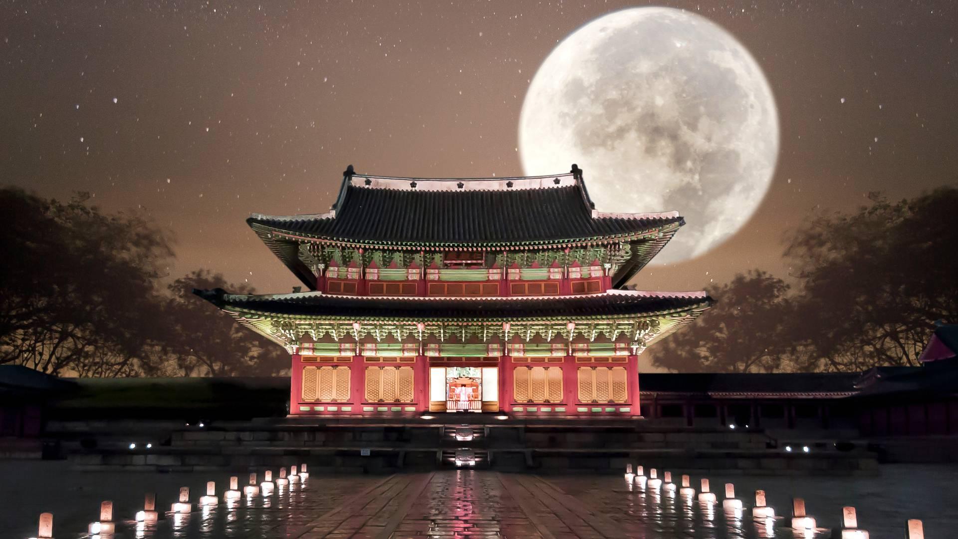 2021 Moonlight Tour at Changdeokgung Palace Open
