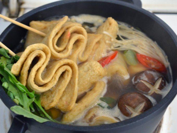 Odeng Soup