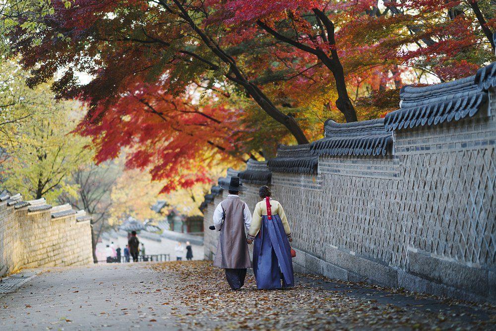 Chuseok & Autumn for Foreigners