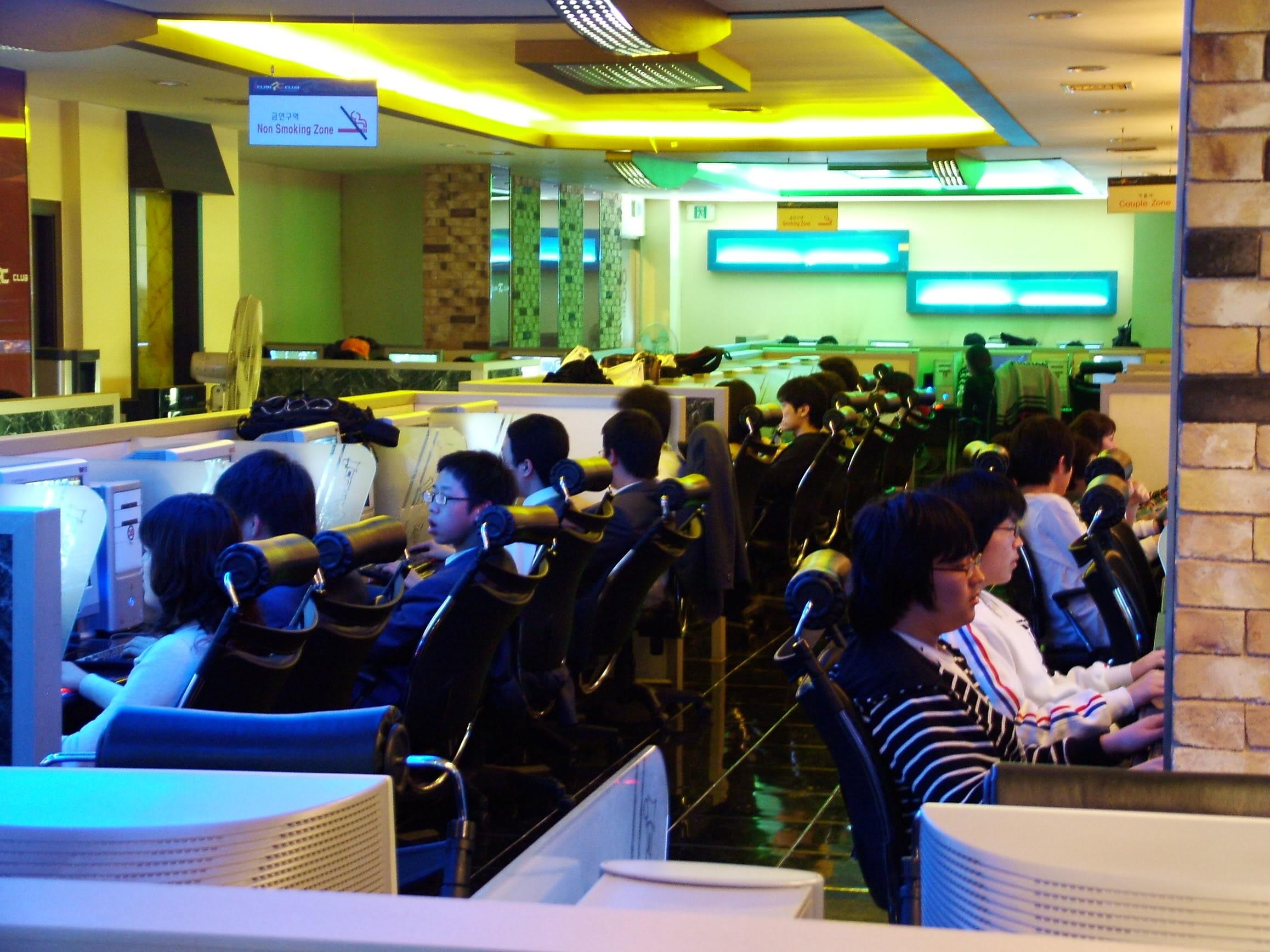 Does Gender Matter In PC Bang? – Korea In Time