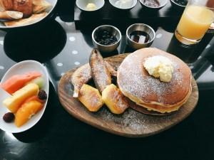RYSE 朝食パンケーキ
