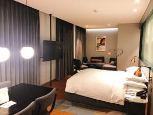 RYSE 寝室