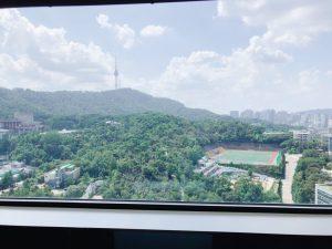 ソウルNタワー外観