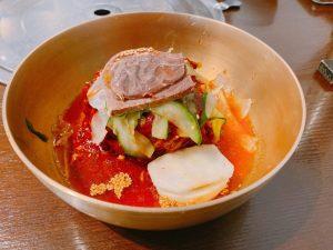 平壌ピビン冷麺