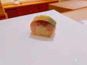 鯖の押し鮨