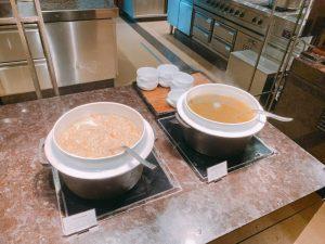 蟹のスープ