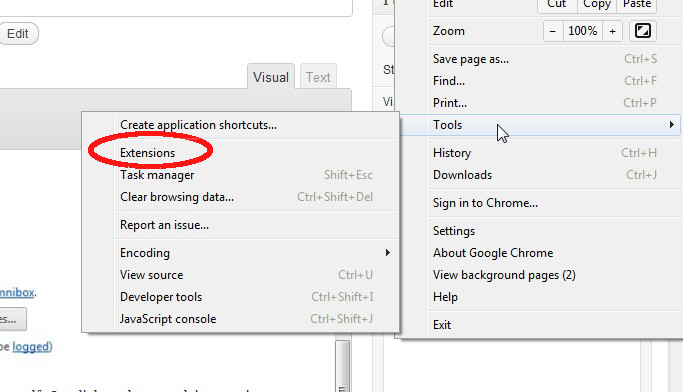 Removing Conduit from your (Chrome) browser (5/6)