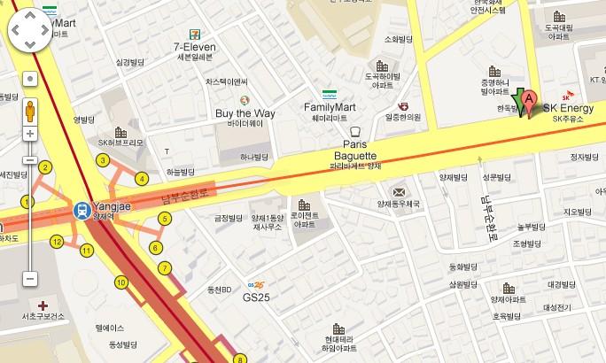 HP Service & Support (A/S) Center in Gangnam, Seoul (2/2)