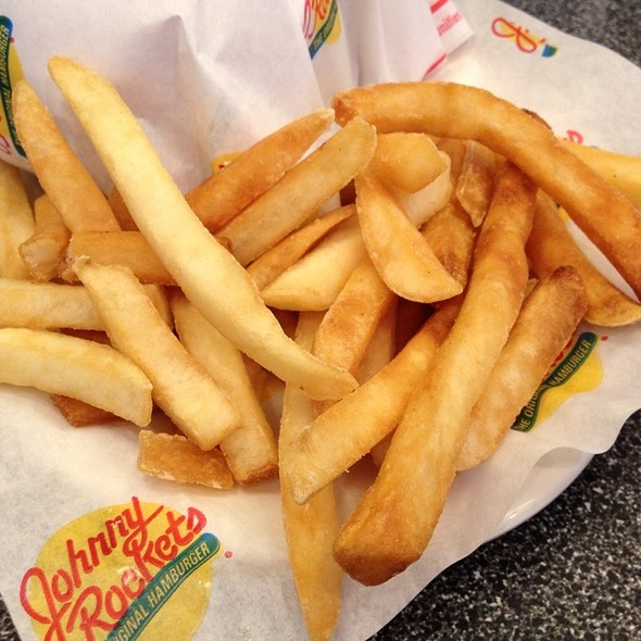 Johnny Rockets in Seoul Fizzles (5/6)