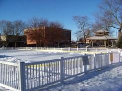Mini Ice Rink