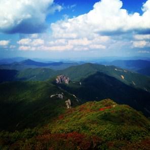 Yeongnam Alps