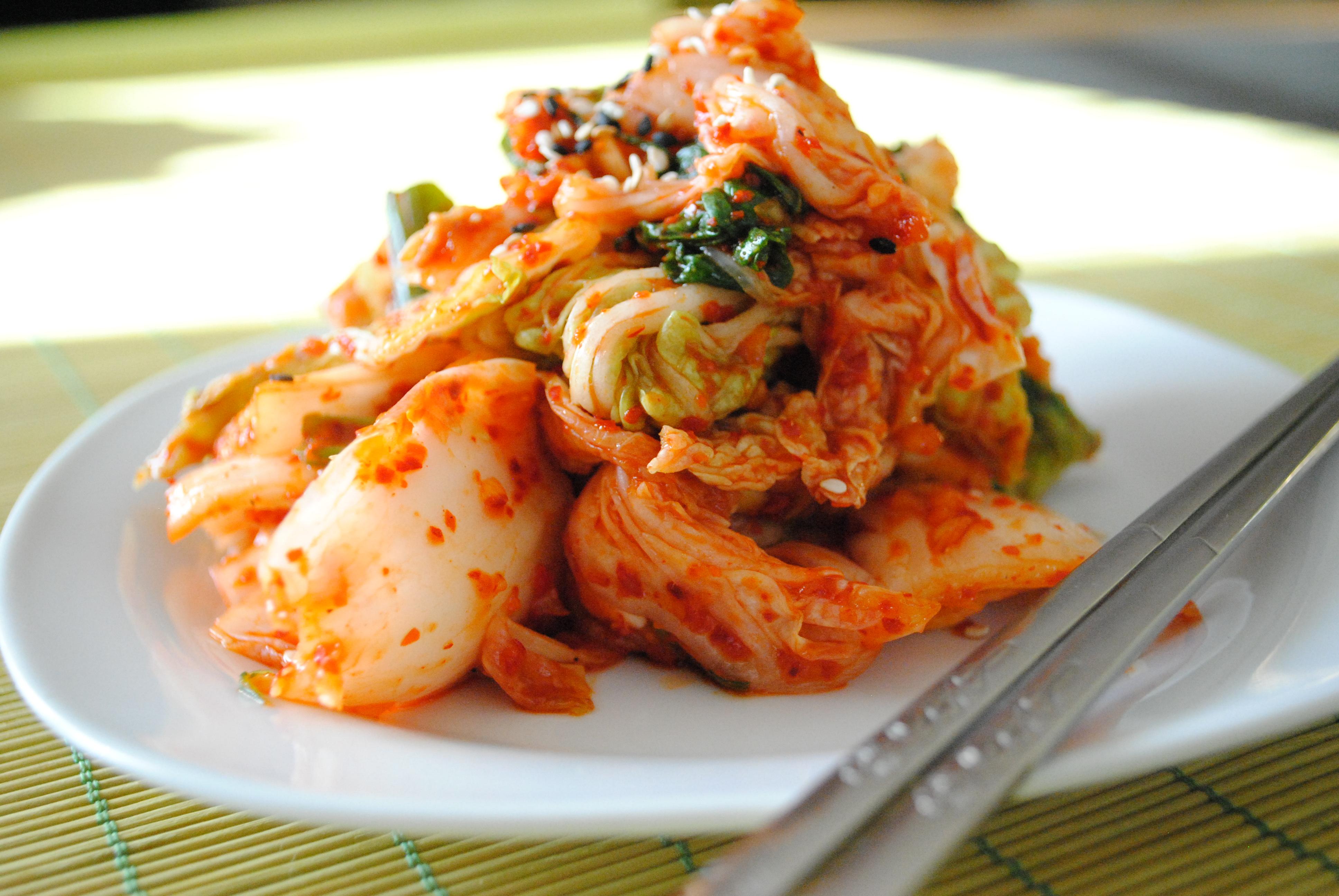 Kimchi Fermented Vegetables