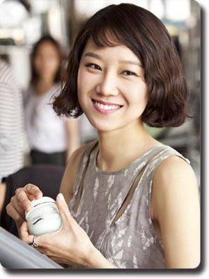韓国 人気女優 コン・ヒョジン プロフィール 画像付