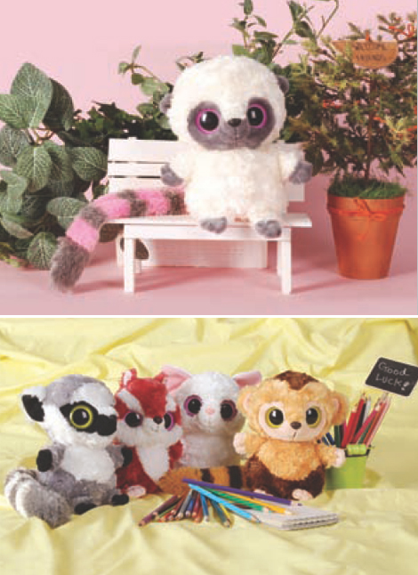 Aurora-Character Stuffed Toys