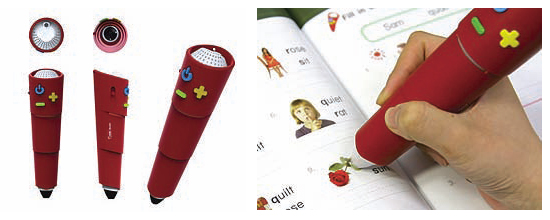 Electronic Speaking Pen for Phonics Set-01