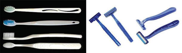 Bio-decomposable-Disposable-Razor-&-Toothbrush