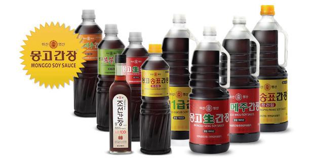 Korean-Soy-Sauces