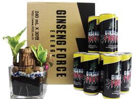 Non-caffeine-Ginseng-Drink