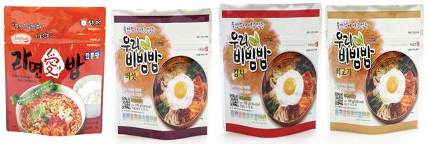 """Precooked-Korean-Meal-""""Woori-Bibimbap"""""""