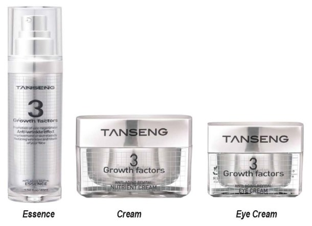 Anti-Aging Growth Factor Cosmetic
