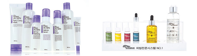 Customized Skincare Products