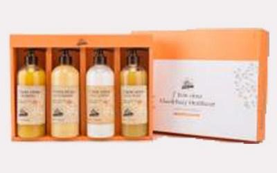 Jeju-Tangerine Hygiene Products