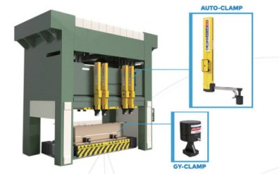 Automating Die & Mold Change System