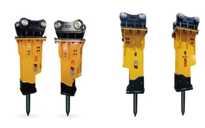 Various Kinds of Hydraulic Breakers