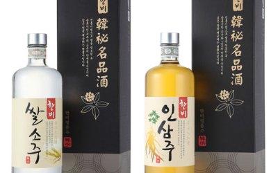 Korean Traditional Liquor