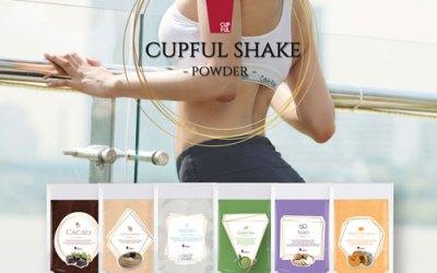 Beverage Powder & Cup Shake