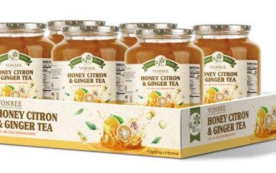 Honey Citron&Ginger Tea