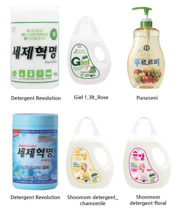 eco-friendly detergent