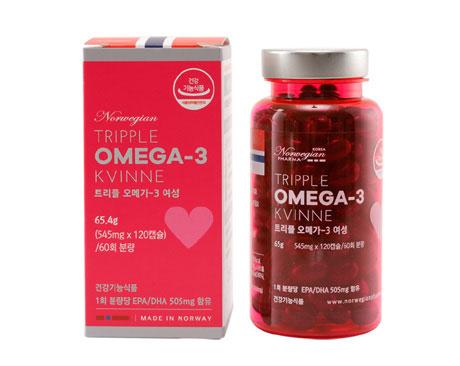 Omega-3 for Women