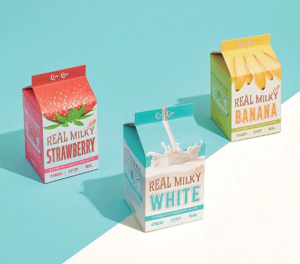 Real Milky Pack